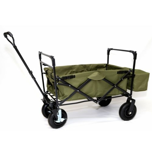 Army Green Jolly Trolley