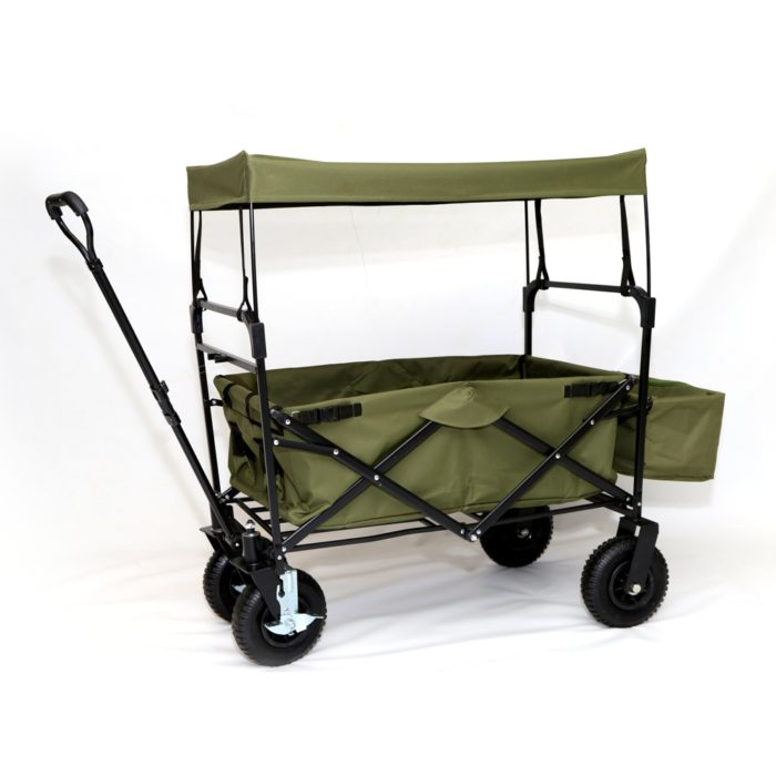 Buy Online Army Green Jolly Trolley